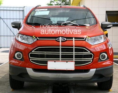 小型化浪潮来袭 福特迷你SUV年底进中国