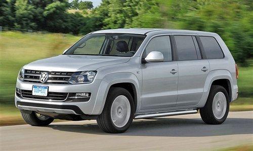 一汽 大众国产SUV或采用 本地化 设计高清图片