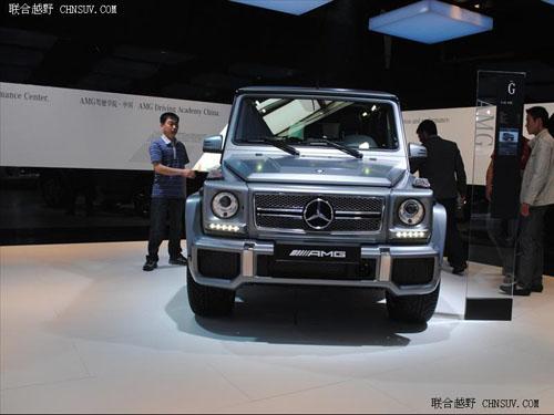 车也拼身价 百万级高档豪华SUV导购