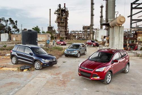 全新上市热门紧凑SUV导购 美国人都买啥车