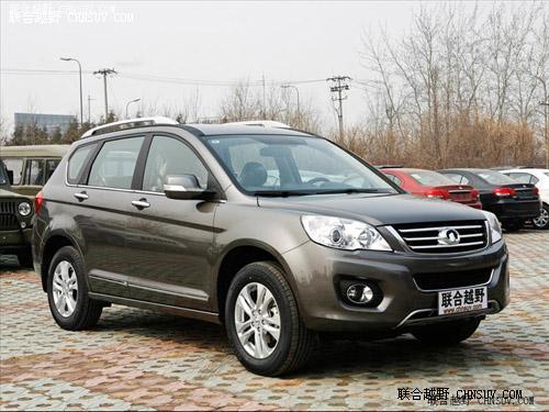 2012年上半年SUV市场销量三甲盘点