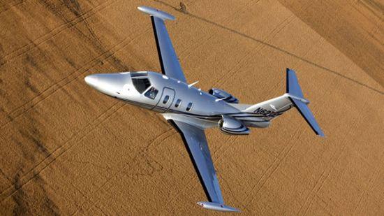 eclipse 550喷气机 打造属于你的私人飞机