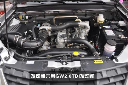 风骏5这款发动机采用了德国博世的原装配件,ecu,传感器,电子
