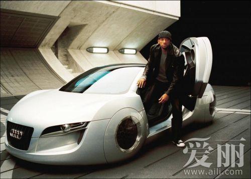 科幻流爆发概念vs量产 汽车设计进化论
