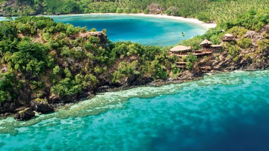 尊贵精美别墅 斐济私人海岛度假天堂