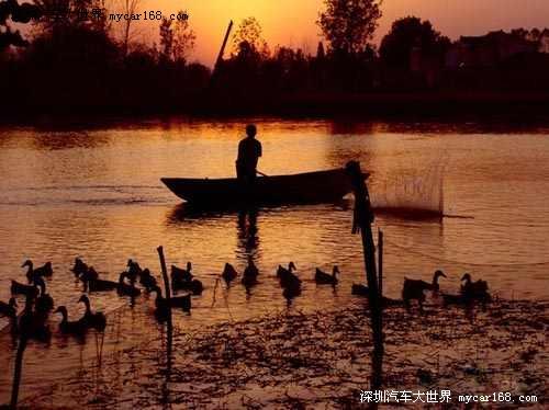 扬州运河畔古镇自驾游攻略 图高清图片
