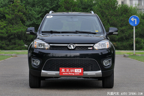 排量小动力足 三款实惠小型SUV推荐