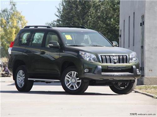 越野能力惊人 4款采用非承载车身SUV