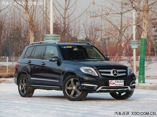 2013款奔驰glk300高清图片
