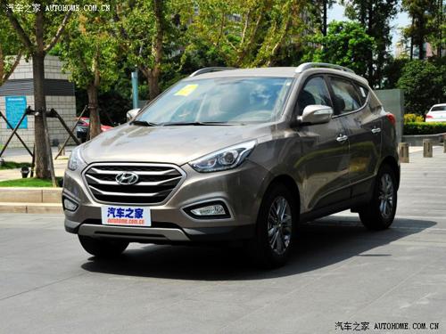 目前2013款北京现代ix35最高现金让利2万元,订购还可获赠全车底盘防锈