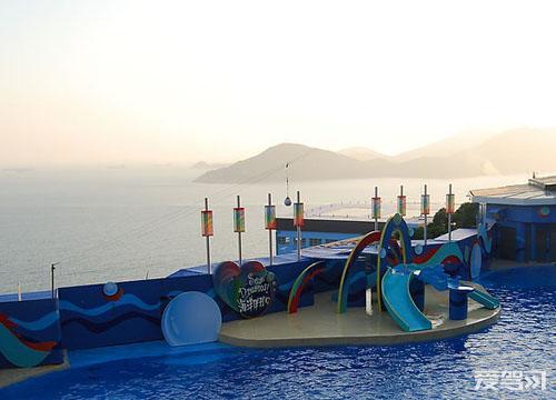 香港海洋公园 世界级梦幻水都乐园